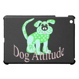 Dog Attitude iPad Mini Cases