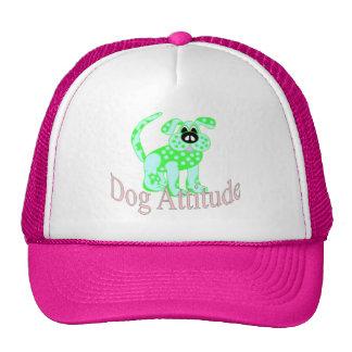 Dog Attitude Trucker Hat