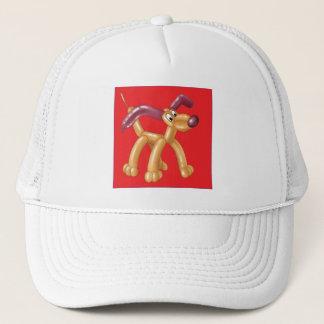 DOG BALLOON TRUCKER HAT