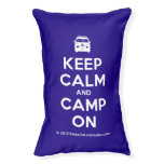 [Campervan] keep calm and camp on  Dog beds small dog bed