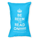 [Crown] be reem and read on!!!!!!  Dog beds small dog bed