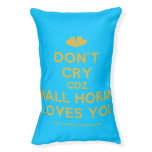 [Two hearts] don't cry coz niall horan loves you  Dog beds small dog bed