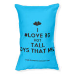 [Two hearts] i #love b5 hot tall boys that melt  Dog beds small dog bed