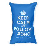 [Crown] keep calm and follow #dhc  Dog beds small dog bed