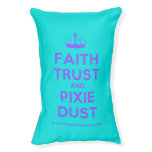 [Knitting crown] faith trust and pixie dust  Dog beds small dog bed