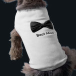 """Dog Best Man Shirt<br><div class=""""desc"""">A highly becoming best man outfit for dogs. This handsome outfit will make any dog the toast of the wedding party!</div>"""