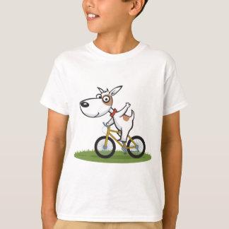 Dog Biker T-Shirt