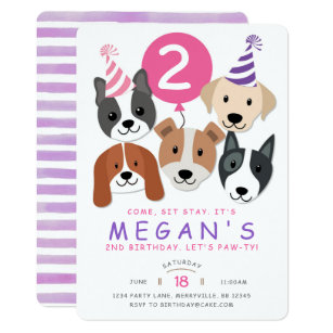 60 Off Dog Birthday Invitations Shop Now To Save