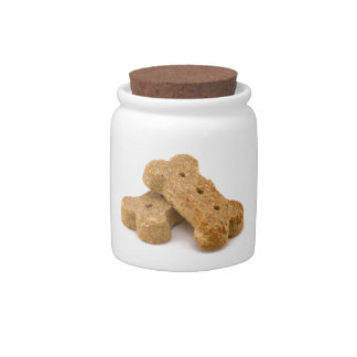 Dog Biscuit Candy Dishes