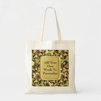 Dog Biscuits Canvas Bags