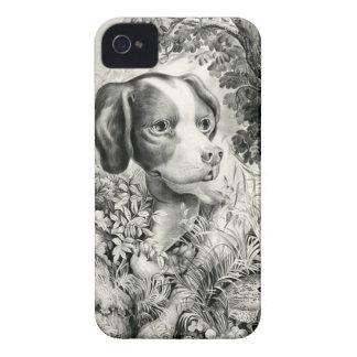 Dog BlackBerry Case-Mate Case