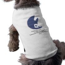 Dog Blanket in all sizes T-Shirt