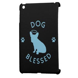 """Dog Blessed"" French Bulldog Angel iPad Mini Case"
