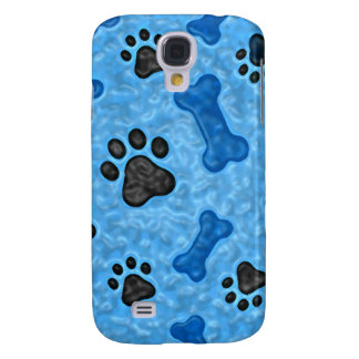 Dog Blues Samsung Galaxy S4 Covers