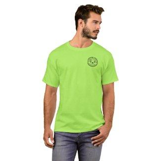 Dog & Boating Men's T-Shirt