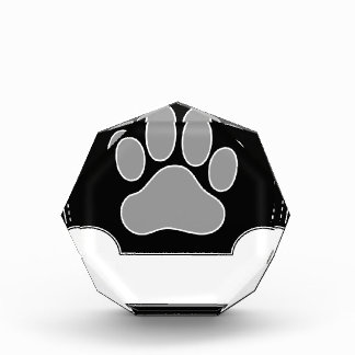 Dog Bone and Paw Award