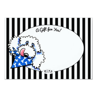 Dog Bone Appetit! Pet Biz Gift Enclosure Cards