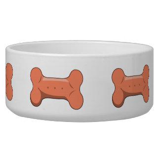 Dog Bone Dog Bowl