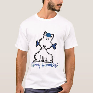 dog & bone hanukkah T-Shirt