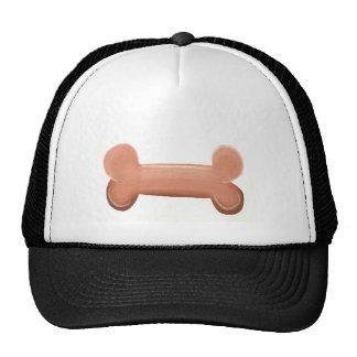 Dog Bone Mesh Hat