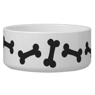 Dog Bone Pet Water Bowls