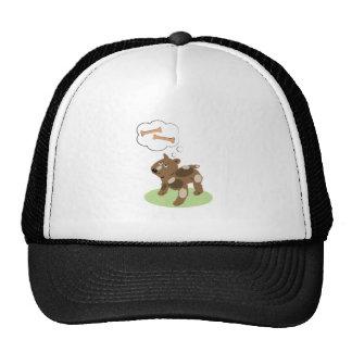 Dog Bones Trucker Hats