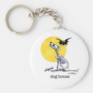 Dog Bones keychain