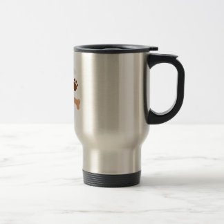 Dog Bones Travel Mug