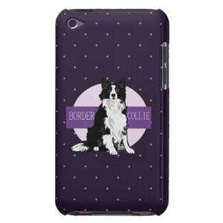 Dog Border  collie Barely There iPod Cover