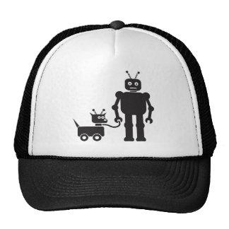 Dog Bot Apparel Trucker Hat