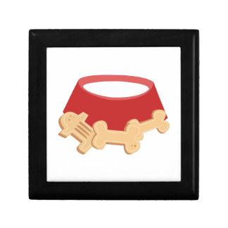 Dog Bowl Keepsake Boxes