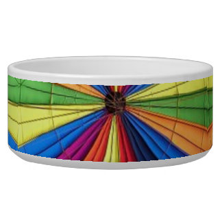 Dog Bowl Inside Air Balloon