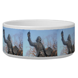 Dog Bowl Thomas Paine Statue Rights Of Man
