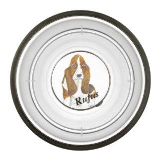 Dog bowls add image and name pet bowl