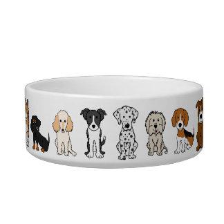 Dog Breed Dog Bowl