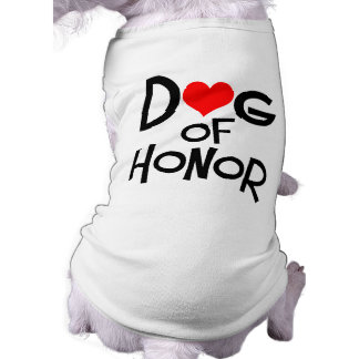 Dog Bridal T-Shirt