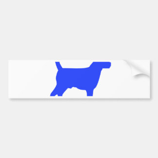 Dog Bumper Sticker