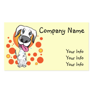 Dog Business Cards
