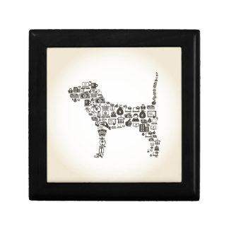 Dog business gift box