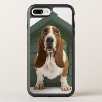Dog by doghouse OtterBox symmetry iPhone 7 plus case