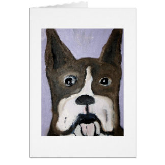 dog by eric ginsburg card
