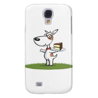 Dog Cake Samsung Galaxy S4 Case