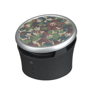 Dog Camouflage Pattern Speaker