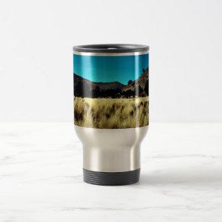 Dog Canyon Travel Mug