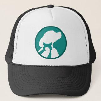 Dog Cat Bird Trucker Hat