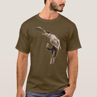 Dog catches UFO T-Shirt