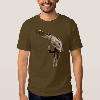 Dog catches UFO Tee Shirt
