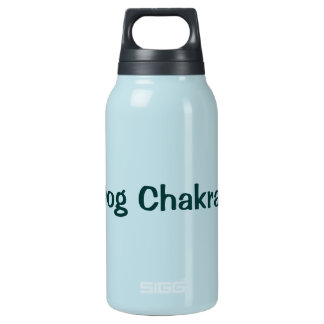Dog Chakras Insulated Water Bottle