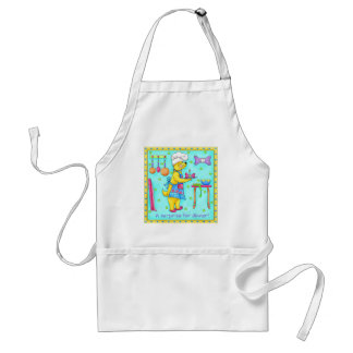 Dog Chef Apron