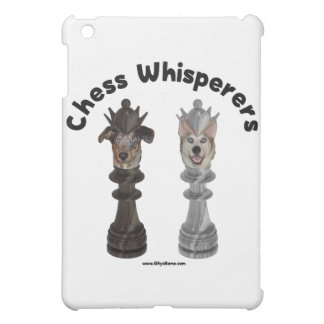 Dog Chess Whisperer iPad Mini Covers